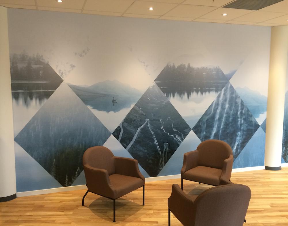 Kontoret i Oslo